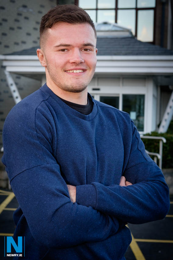 Ireland International Jacob Stockdale took a timely call in to the Southern Area Hospice in Newry today after it was announced that he has signed an extension to his contract with Ulster keeping him with the province till 2020. Jacob's father Graham is Chaplain at the Hospice.
