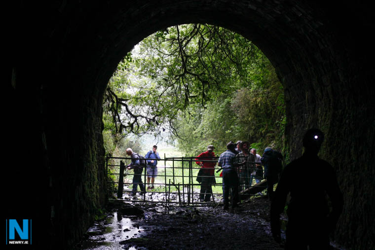 The entrance to Lissummon Tunnel.