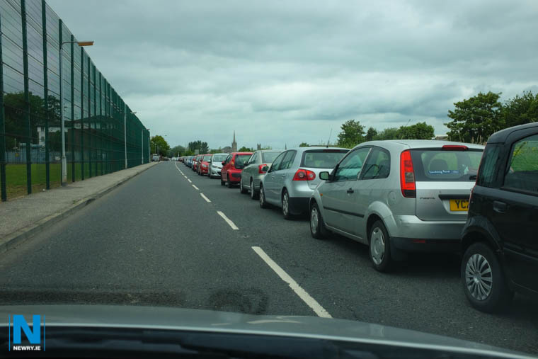 Newry Ie Casey Highlights Ongoing Parking Issues At Fathom Line