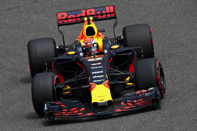 A Red Bull Formula 1 car will be in Newry as part of the 2018 City of Merchants Festival. Photograph: Mark Thompson/Getty Images