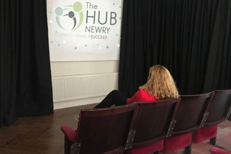 Newry ie third coworking space for the hub newry