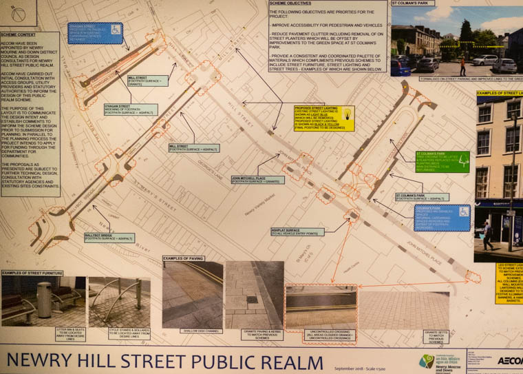 The Public Realm proposals