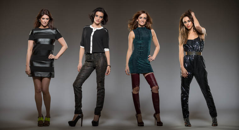 B*Witched make their first visit to Newry for UK and Ireland Pride in August.