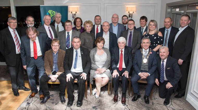 Newry, Mourne and Down District Council Elected Members.