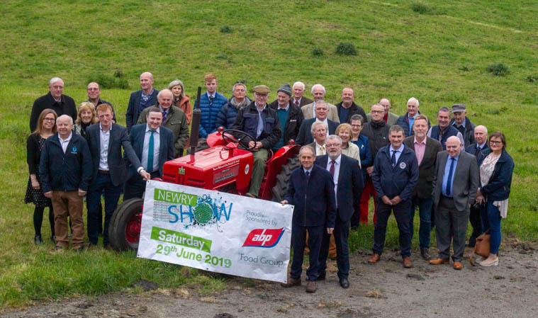 Newry Show has a new Bessbrook venue this year.