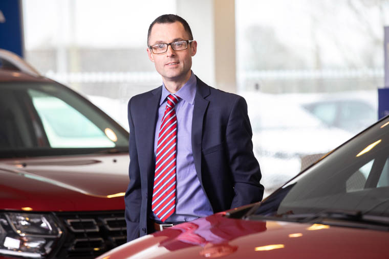 Michael McCartan has been appointed as General Manager of Shelbourne Motors' new £5m multi-franchise complex in Newry.