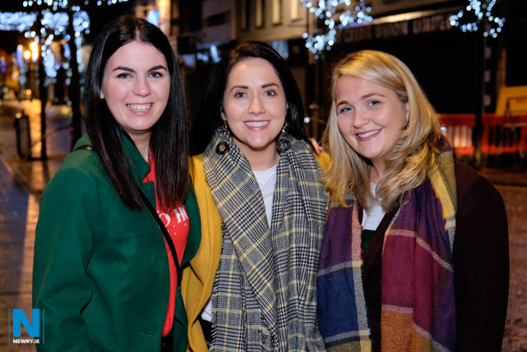 Enjoying a night out in Newry. Photograph: Columba O'Hare/ Newry.ie