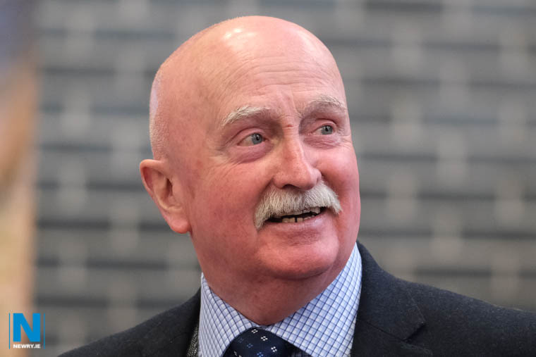 Cllr Charlie Casey has been appointed as Chairperson of Newry, Mourne and Down District Council at the Council's General Meeting tonight. Photograph: Columba O'Hare/ Newry.ie