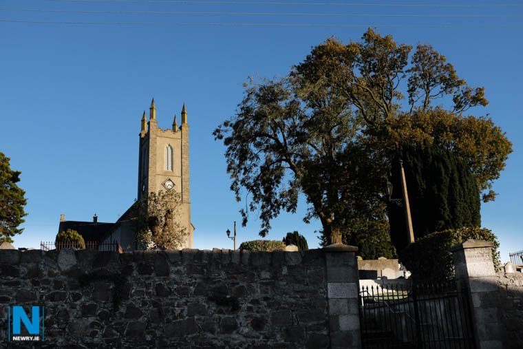 St Patrick's Church from Stream Street in Newry. Photograph: Columba O'Hare/ Newry.ie