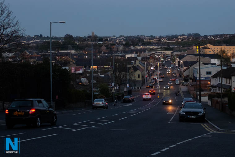 Council are seeking Community Safety Wardens throughout the district to help reduce crime and anti social behaviour across the district. Photograph: Columba O'Hare/ Newry.ie