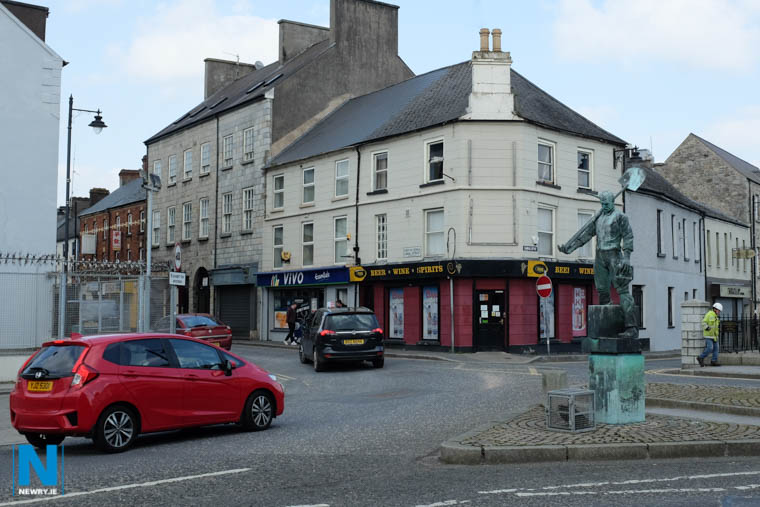 Off Licence's have been asked to close. Photograph: Columba O'Hare/ Newry.ie