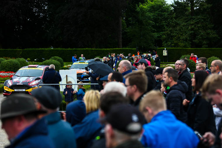 This year's Ulster Rally sees the launch of a new photography competition held in memory of Bryce Sands