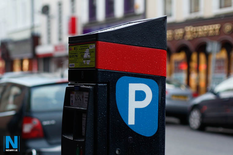 The Cashless Parking Provider is changing this week in Newry.