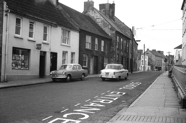 Castle Street in Newry pictured in the 1960s. Photograph:  Newry and Mourne Museum Collection