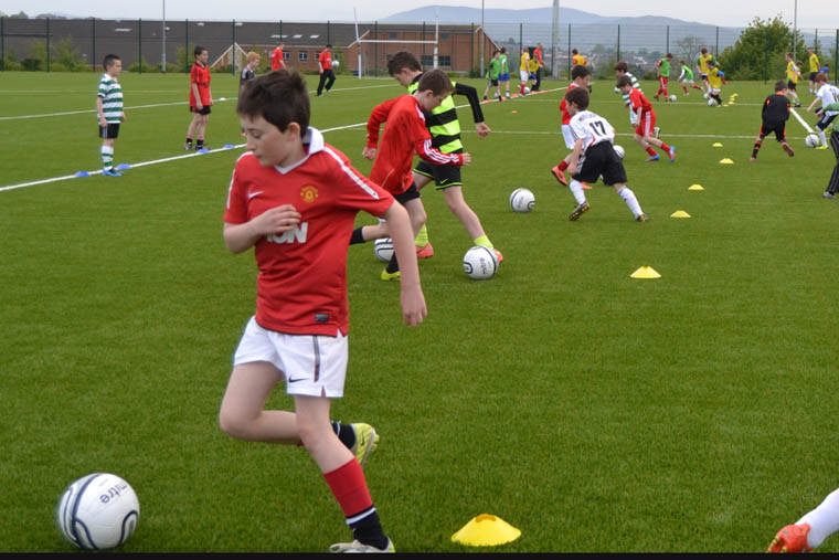 is using a grant of £10,000 to deliver a 'Community Youth Champions' programme for young people living in Newry.