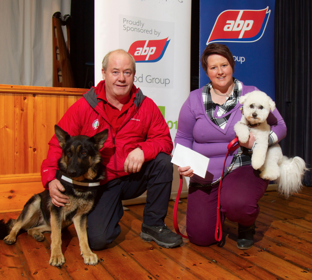 Newry Show supports a number of important charities within its catchment area.