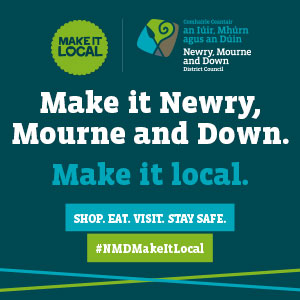 Newry, Mourne and Down District Council Shop Local sidebar