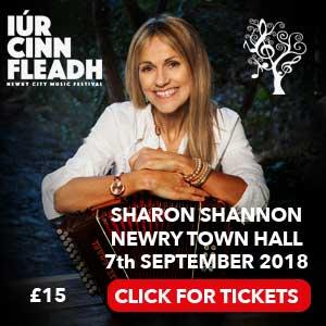 Sharon Shannon Tickets - Iur Cinn Fleadh 2018