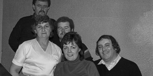 International Ceilidhe House 1980's