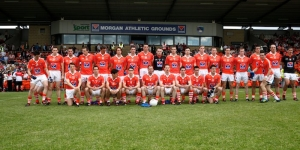 Armagh v Tyrone, Clones,  June 2012
