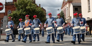 12th July Parade Newry 2012