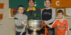 Sam Maguire Visits Lissummon 2003 Part 1
