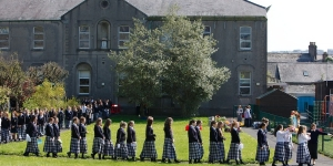 Our Lady's Grammar School May Procession 2013