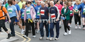 Newry City Marathon 2013