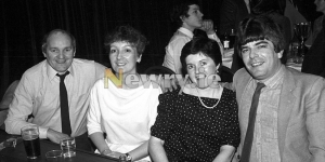 Snooker and night out Newry 80's