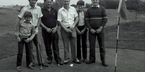 Showgrounds Concert and Golf 1980's
