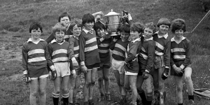 Newry Night out and young GAA teams early 1980's