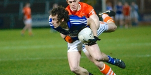 Armagh v Laois Allianz Football League 2014