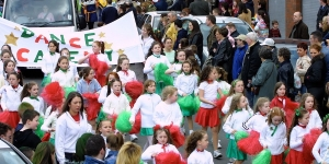 St Patrick's Day Newry 2004