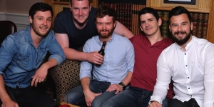 Phoenix Bar Newry 1st Anniversary, under new management. Photograph: Columba O'Hare