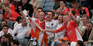 Armagh v Down Ulster Minor Football Championship Final 2005