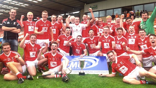 Armagh Champions Craobh Rua in Junior Hurling Final this Sunday.