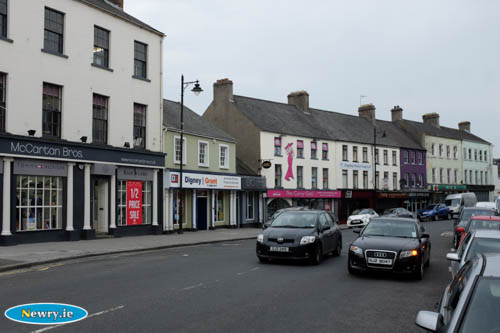 The Curvy Gurl store in Sugar Island, Newry.