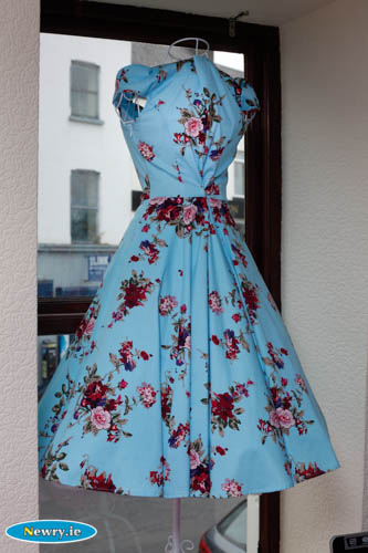 One of the stores best sellers the Royal Ballet Tea Dress.