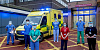 Daisy Hill Hospital Emergency Department Staff at the reopened facility.