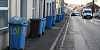 Council workers have suspended their strike which saw many bins in Newry remain unemptied this week. Photograph: Columba O'Hare