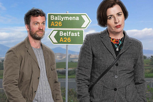 Ups & Downs written and directed by Eoin Cleland and starring Susan Lynch will air on BBC One on Easter Monday.