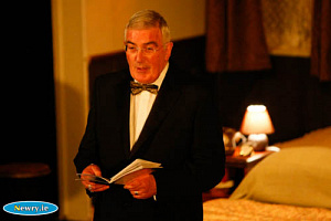 Gerry McNulty Chairperson, Newry Drama Festival. Photograph: Columba O'Hare