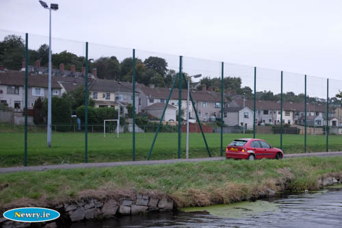 A new Community Centre is on the way for Drumalane Quayside Close Community Association. Photograph: Columba O'Hare
